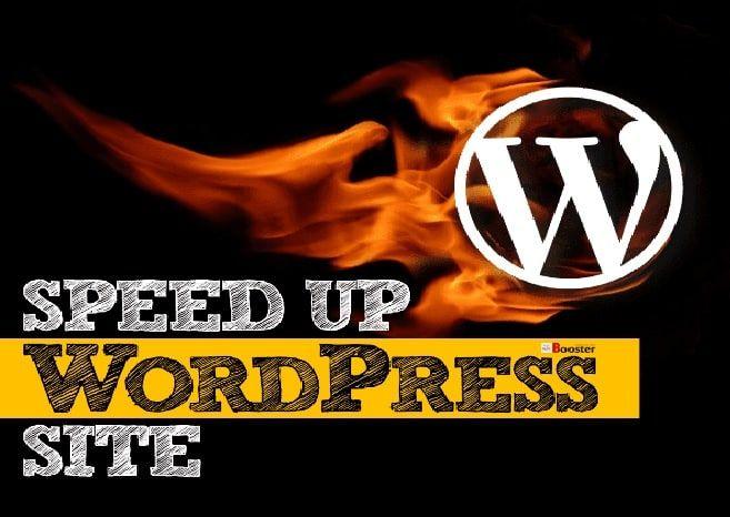 do wordpress speed up with google speed page 7uyr5 yhr Googl