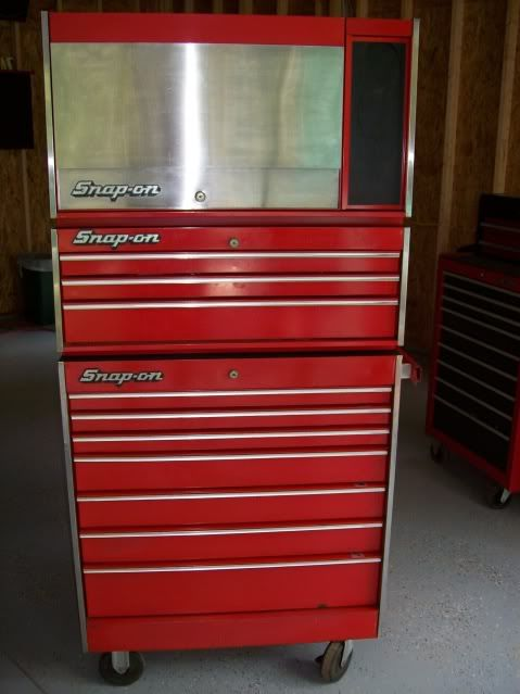 Snap On Vintage Amp Unusual Tool Boxes Cabinets