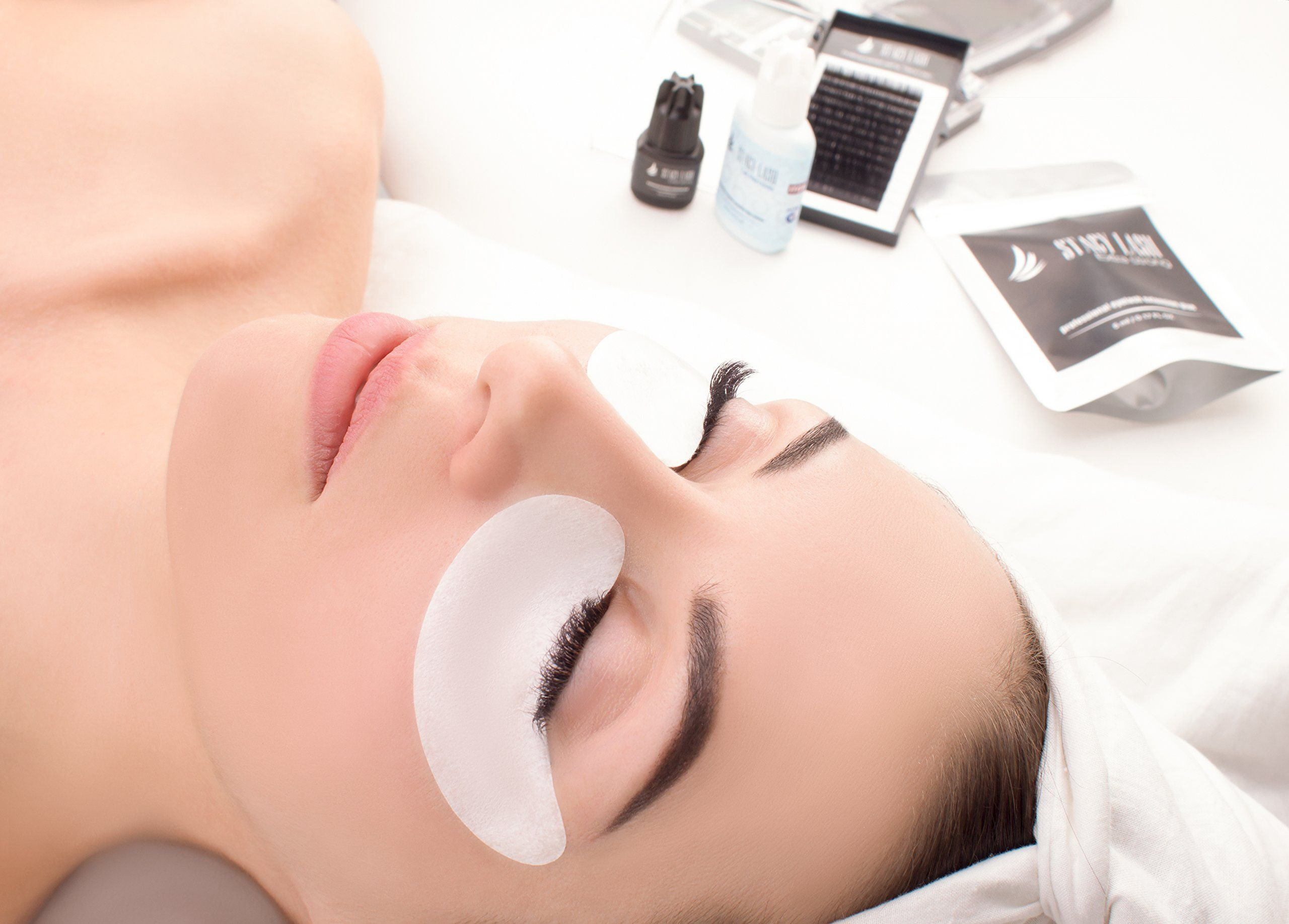 Extra Strong Eyelash Extension Glue Stacy Lash 5 Ml 12 Sec Drying