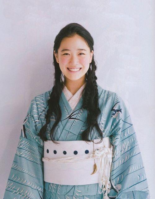 kawaii kimono: Yu Aoi | fashion | Pinterest | Yu aoi ...