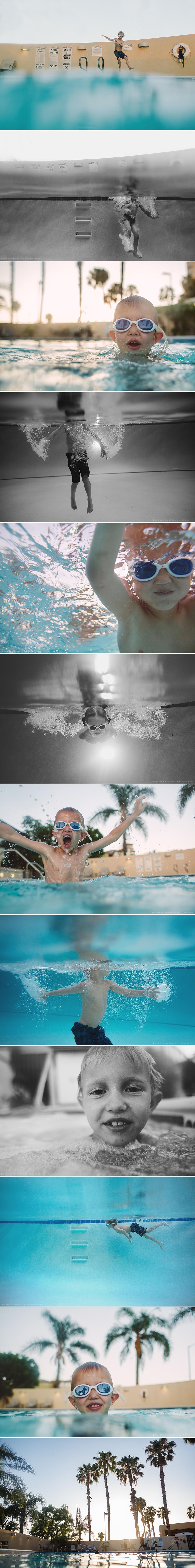 Summer Murdock Photography | Salt Lake City Photographer | Underwater Photography