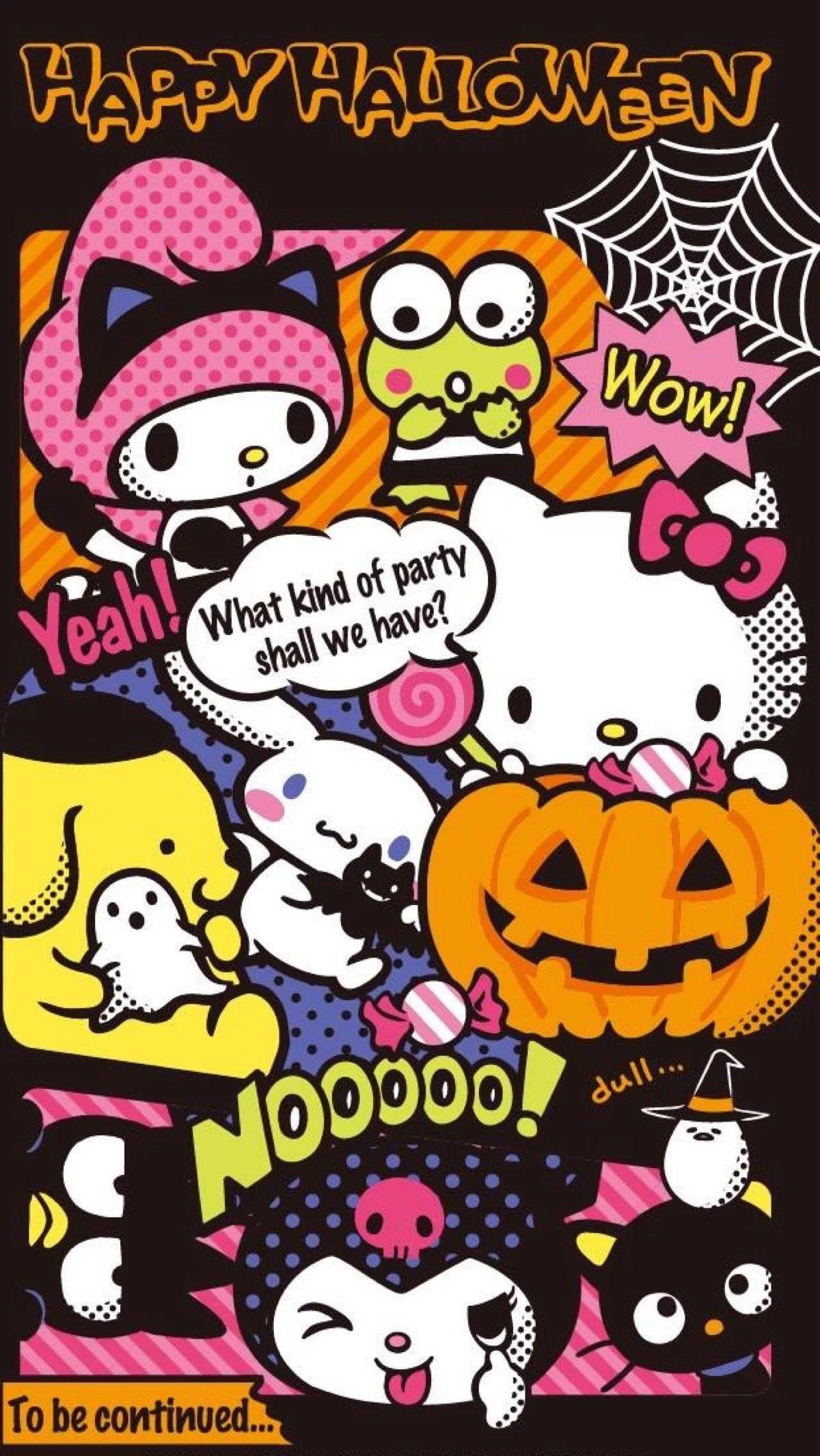 Inspirational Zombie Hello Kitty Wallpaper in 2020 Hello