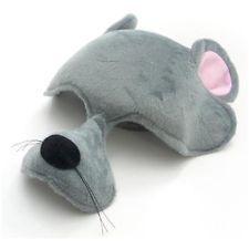 Rabbit Mask /& Sound MASQUERADE EYE MASK FANCY DRESS #US ANIMAL