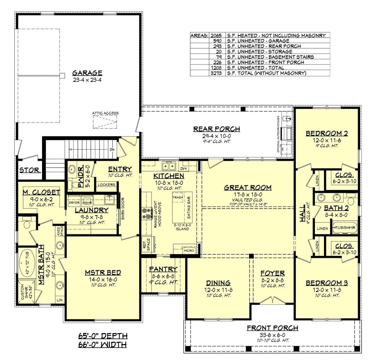 Blackberry Ridge House Plan House Plan Zone House Plans Craftsman Style House Plans House Plans Farmhouse