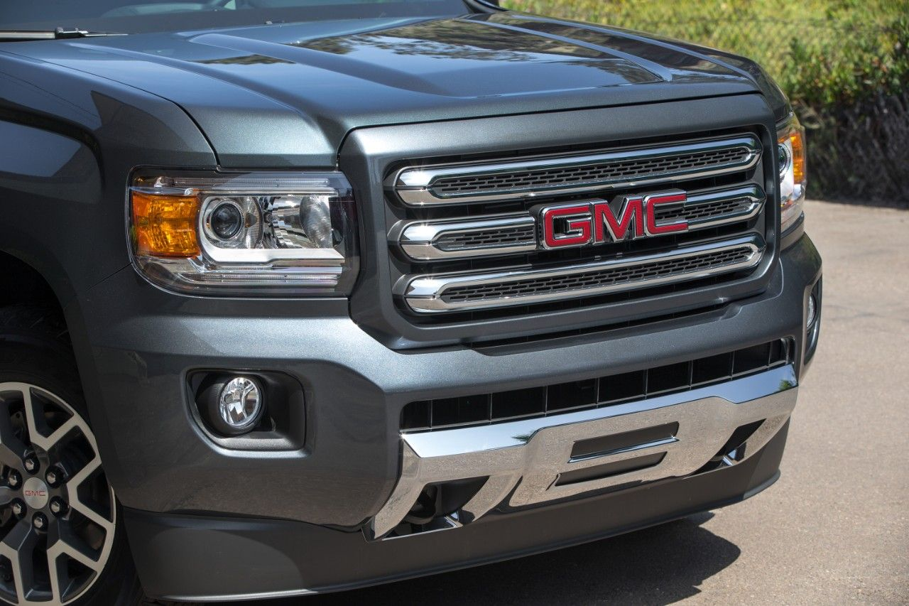 2016 Gmc Canyon Front End Gmc Canyon 2016 Gmc Canyon Gmc
