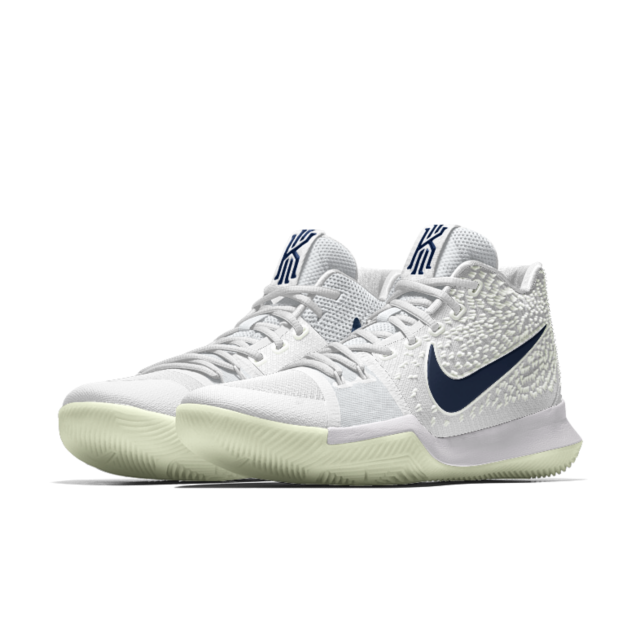 a9f0cd5d74bf Nike Kyrie 3 Iridescent Swoosh Release Date 852416-001