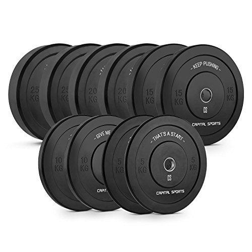 Juego de Discos de Pesas SportPlus 25 kg