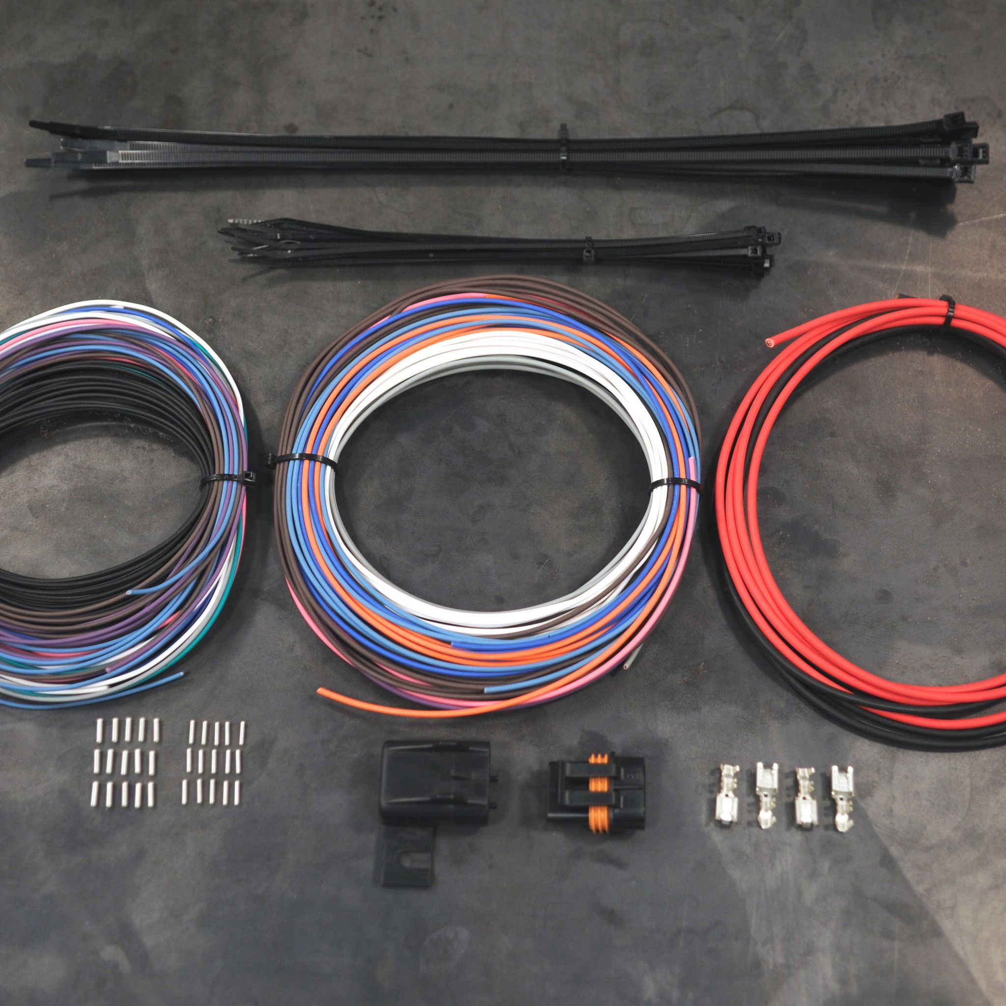 Deluxe mUnit Wiring Kit Cafe Bits and Piece