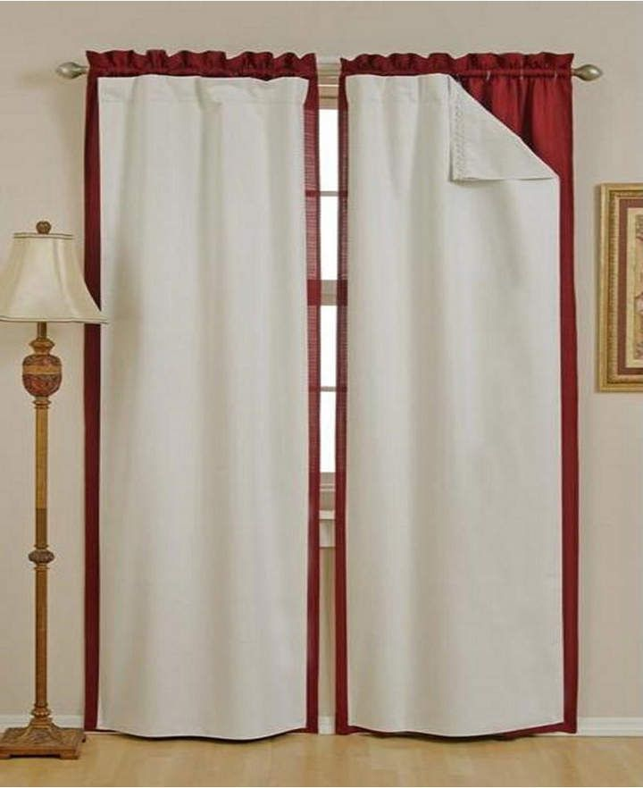 Ellery Homestyles Eclipse 54 X 92 Thermaliner Panel Pair