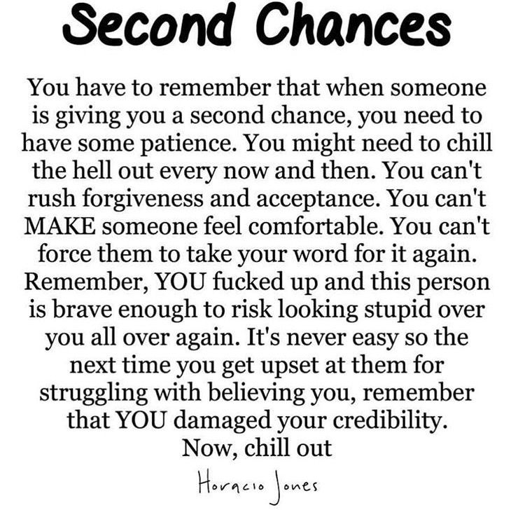 Hoping for the best of second chance! 😥 | For You ...