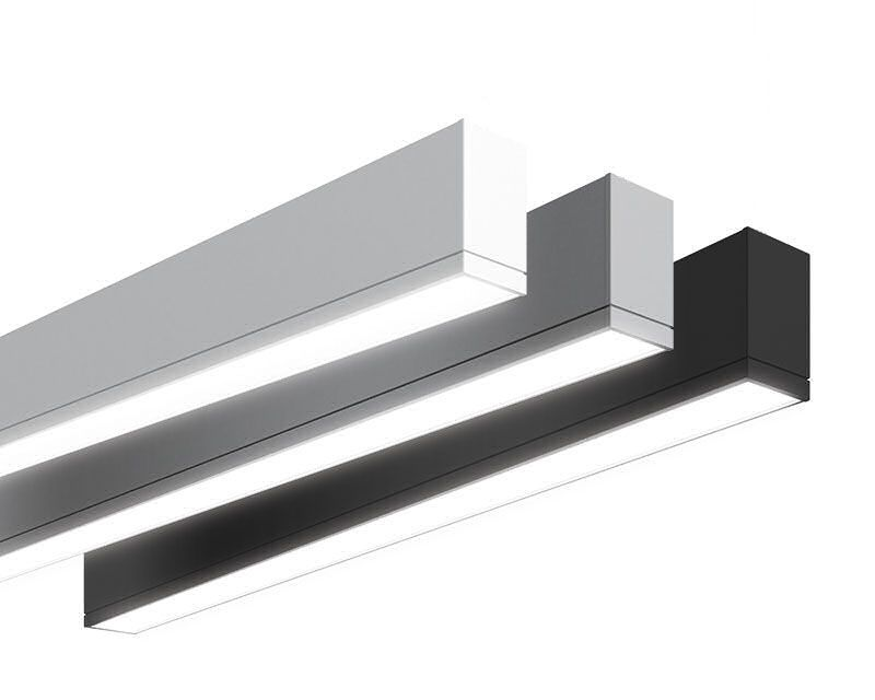 TruGroove Wall LED Linear Wall Linear Indoor Luminaires