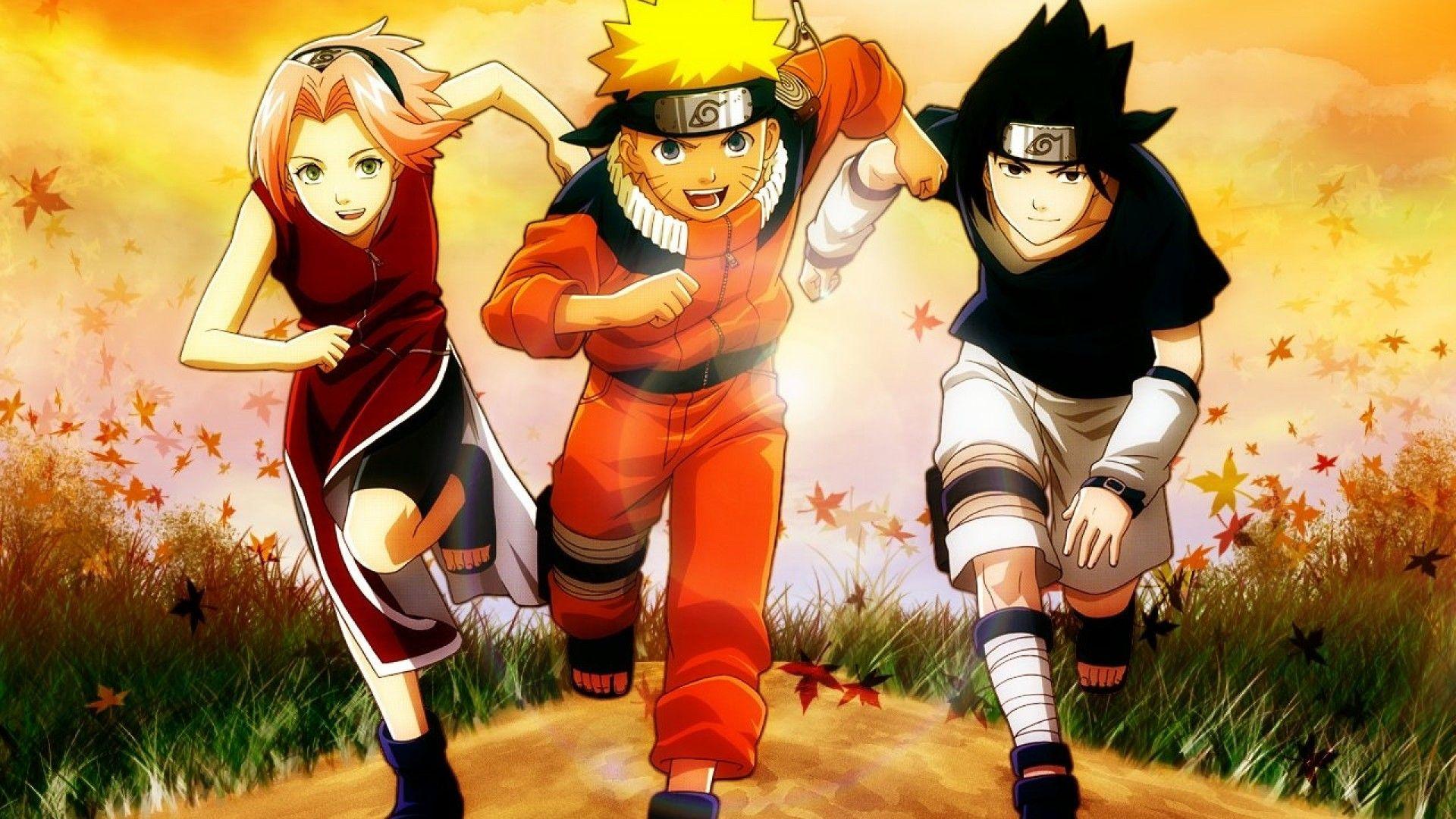Cute Team 7 3 Naruto Images Wallpaper Naruto Shippuden Anime