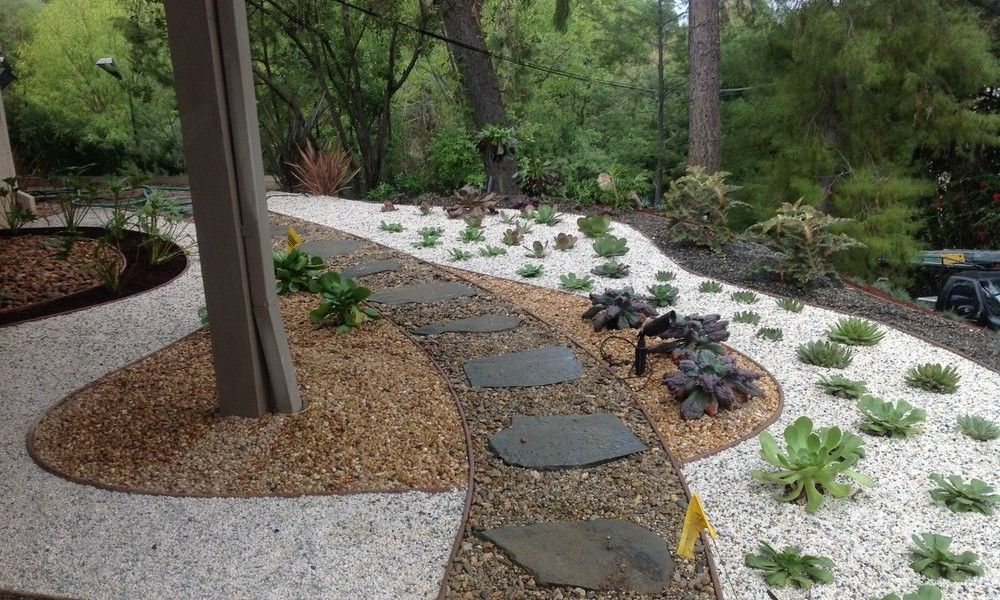 Garden Design With The Best Simple Front Yard