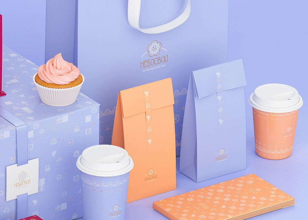 Nebosvod — The Dieline - Branding & Packaging