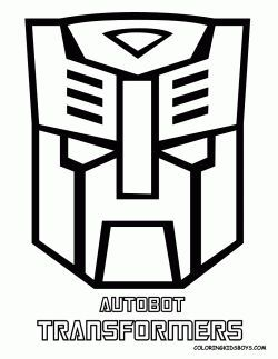 Free Printable Transformers Pages For Kids Transformers Coloring Pages Transformers Birthday Parties Transformer Birthday