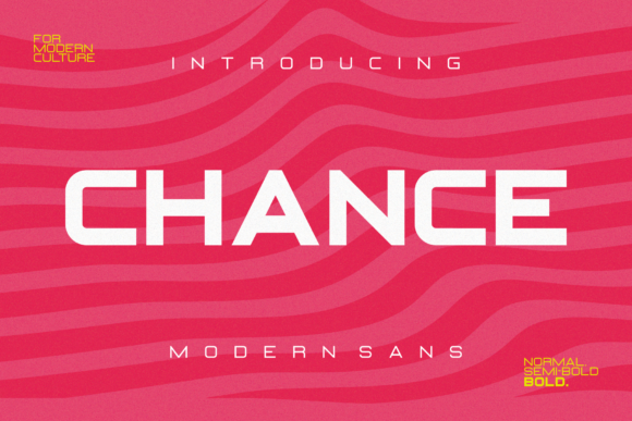 Chance Font By 24design Studios Creative Fabrica
