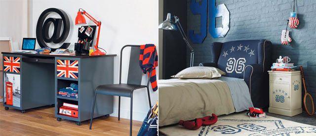 Chambres D Ados London Et College Useful Pinterest Ado