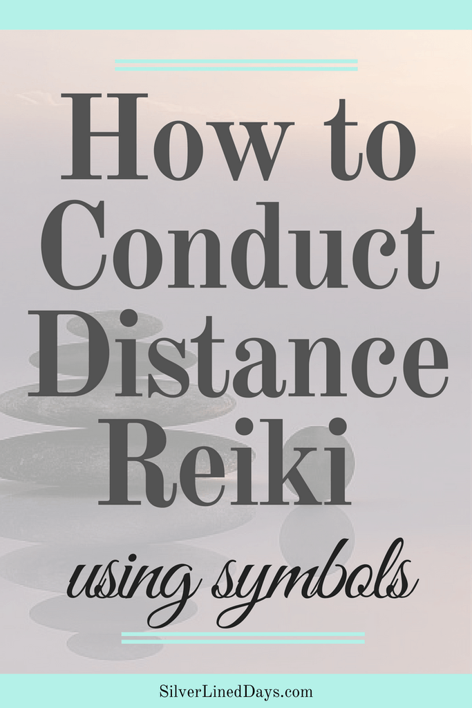 How To Conduct Distance Reiki With Symbols Pinterest