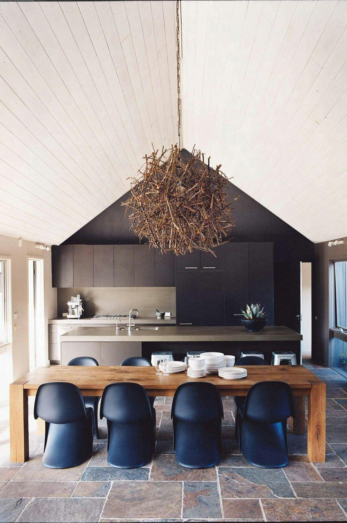 http://decoraideas.com/comedores-modernos/ | Interiors | Pinterest ...