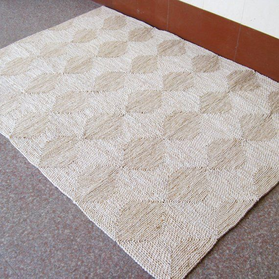 Area Rug Modern Rug Green Carpet Straw Mat Baby Rug Picnic Rug Made To Order If You Look For A Green And Sustainable Wa Seagrass Rug Picnic Rug Tatami Mat