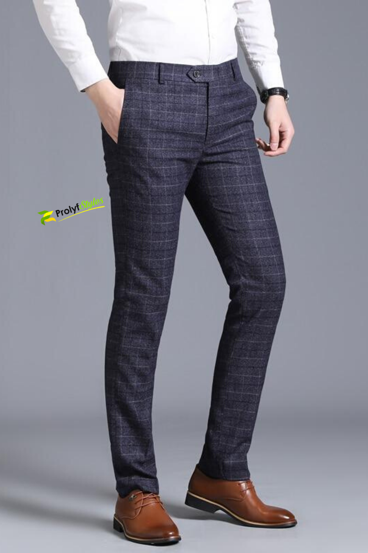 Asos Slim Suit Pants In Black 100 Wool Black Mens Pants Fashion Black Pants Men Mens Outfits [ 1110 x 870 Pixel ]