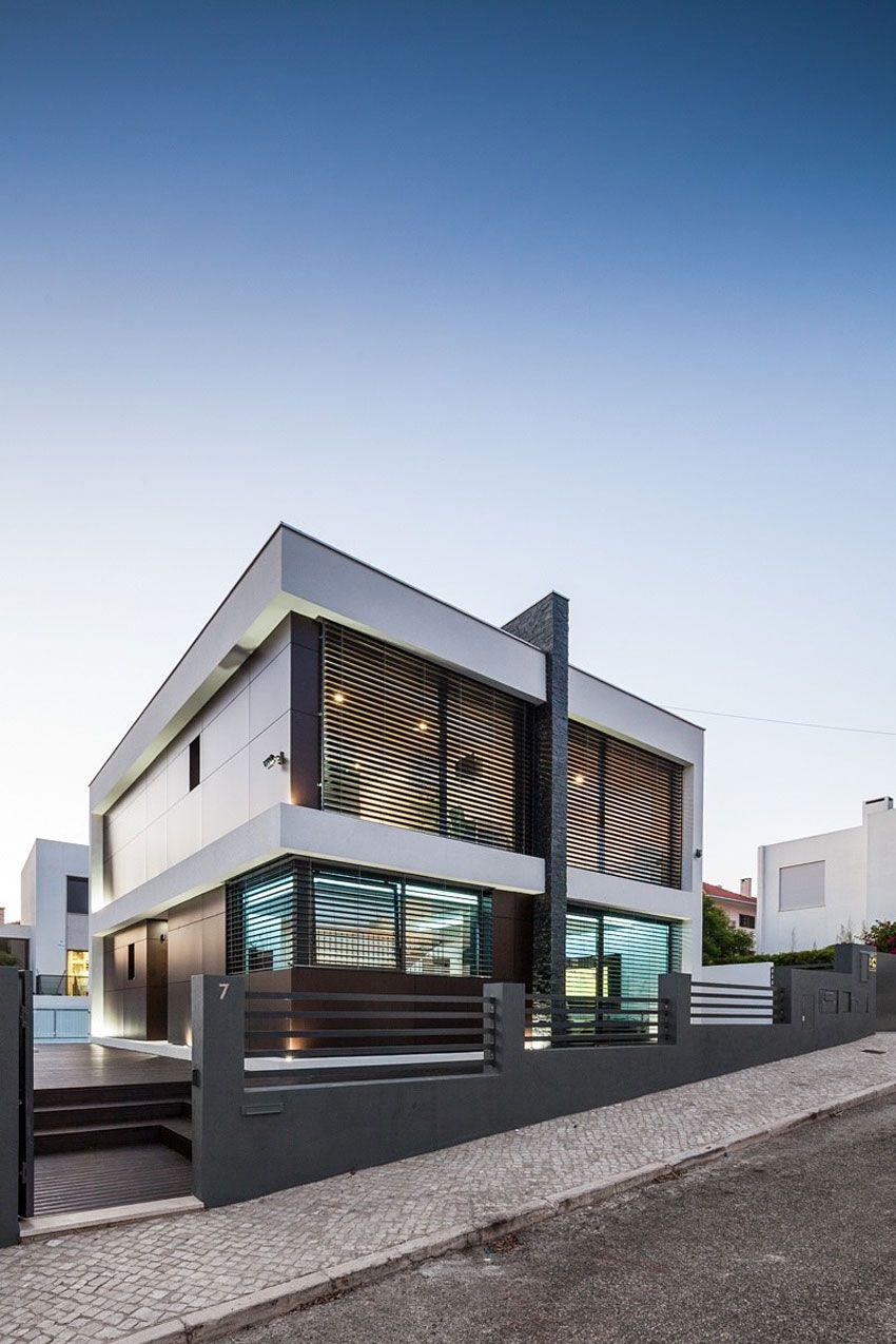 ML House by JPS Atelier | Flachdach Haus | Pinterest | Architektur ...