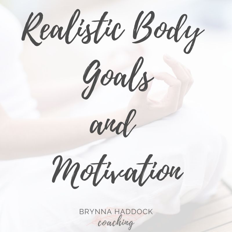 Pin on Realistic Body Goals and Motivation!