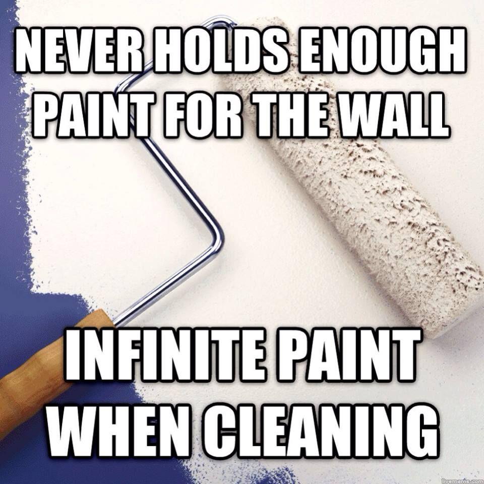 Its Like Magic Before Your Very Eyes Paintinganddecorating Memes