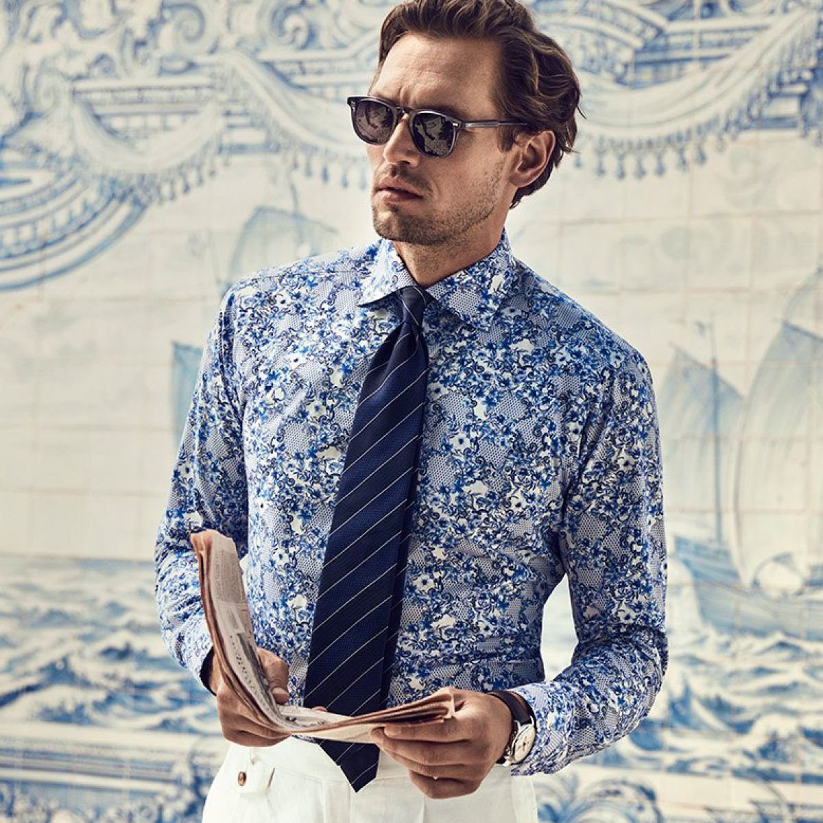Image result for printed shirt suiting images hd