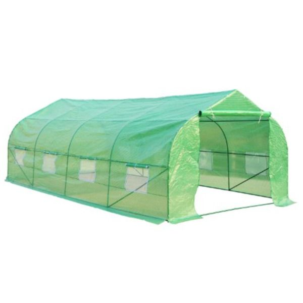 Are you a home gardener enthusiast and looking for a way to stay in the soil all year round? Try out our wonderful greenhouse design that brings in the protective surroundings that you need, without spending ...