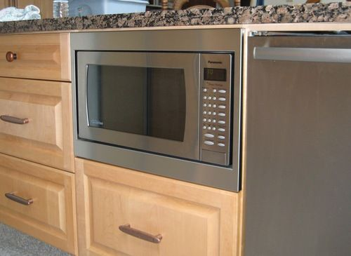 Panasonic Microwave Oven Trim Kit Microwave