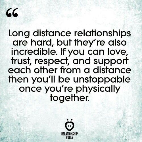 Distance Relationship Quotes Long distance relationships are hard , But they're also incredible  Distance Relationship Quotes