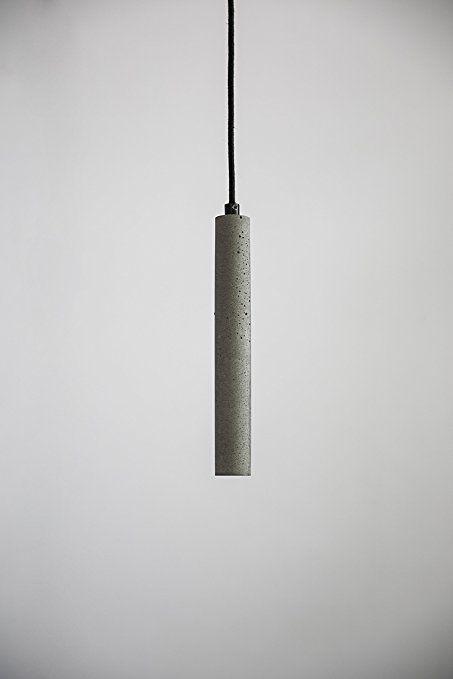 BENTU Betonleuchte Betonlampe Deckenleuchte Deckenlampe