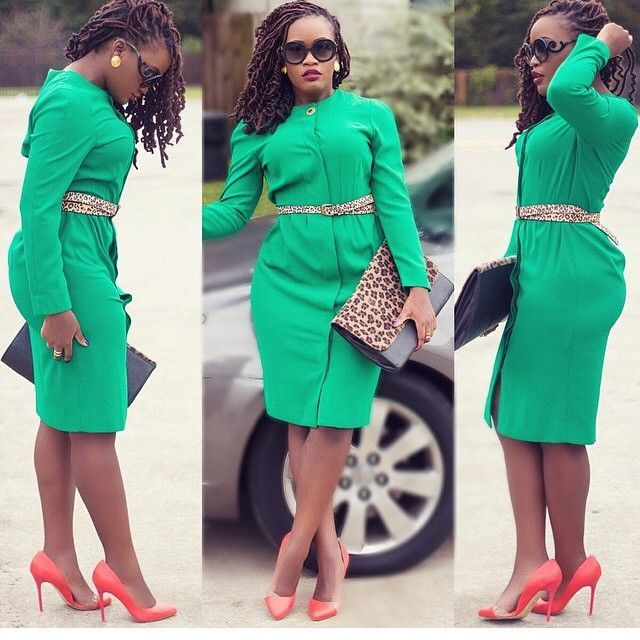 781e4bf233e Top 10 Corporate Wears For Ladies In Nigeria You Can Rock To Office Dabonke