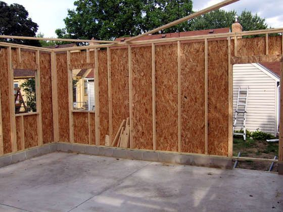 how to build a house from the ground up