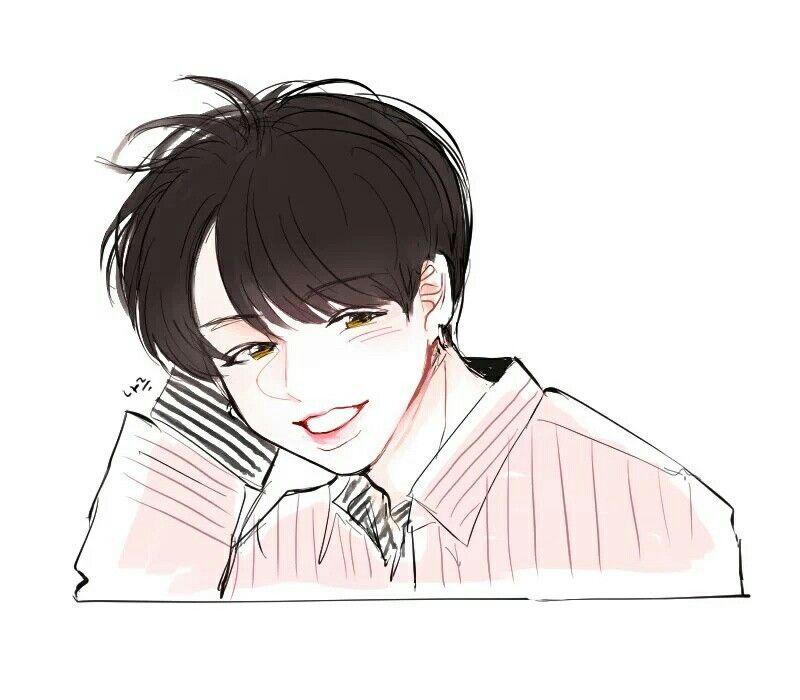 bts drawings vmin bts jungkook bts memes fanart twitter kawaii anime exo