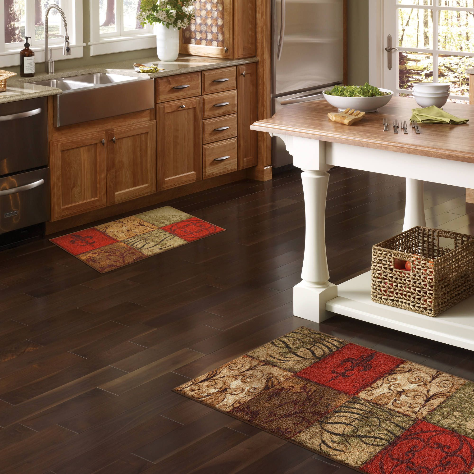 cheap kitchen rugs custom sinks five steps to buy according our taste kitchens