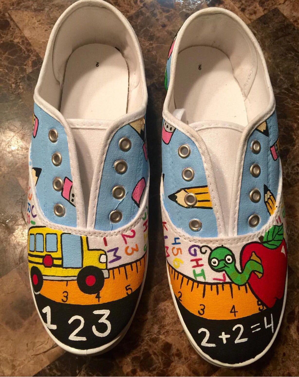 cfa58957750 School teacher shoes Teacher Toms