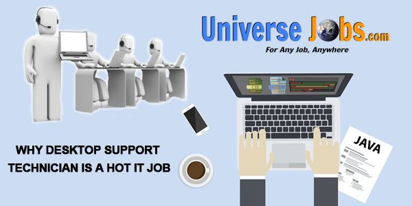 Desktop Support Technician >> Why Desktop Support Technician Is A Hot It Job Job Search In