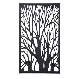 panneau d cor arbre blooma idaho 100 x 171 cm panneau panneau jardin et jardins. Black Bedroom Furniture Sets. Home Design Ideas