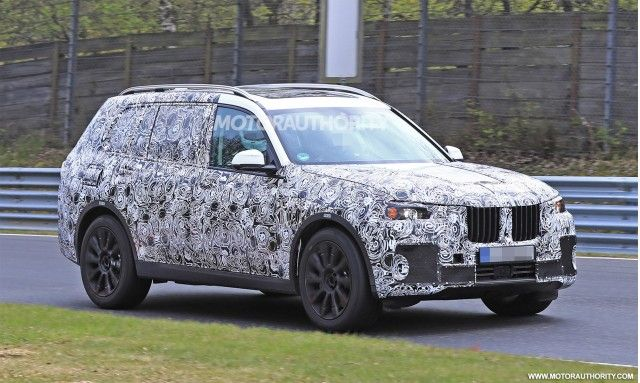 Bmw X7 Concept Previews New Full Size 3 Row Suv Bmw S A Bit Late To The Full Size Suv Party But As They Say Better Late Than Neve 3rd Row Suv Bmw X7 Bmw