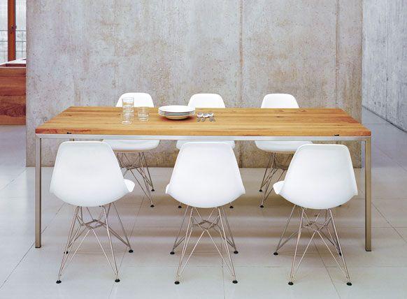 heller esstisch von e15 | interior | pinterest | esstisch and design, Esstisch ideennn