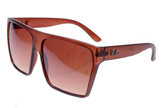 Ray Ban Clubmaster RB2128 Sunglasses Brown Frame Brown Lens