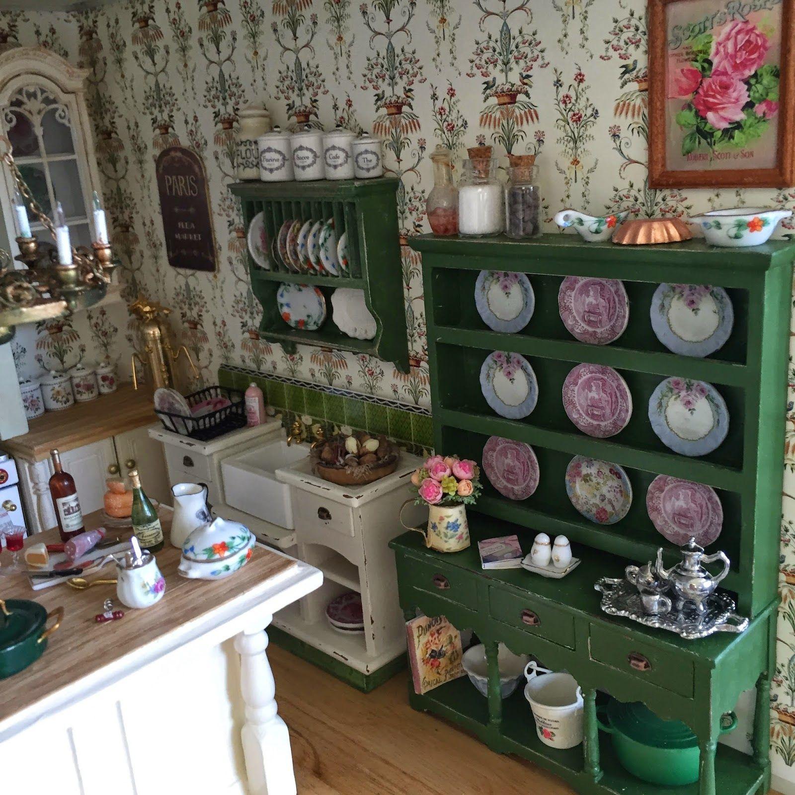 Maison Miniatures Robert Pinterest
