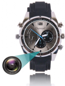 67e025673c249 ZFLTEI Portable HD 1080P Watch Camera Best spy watch 2019