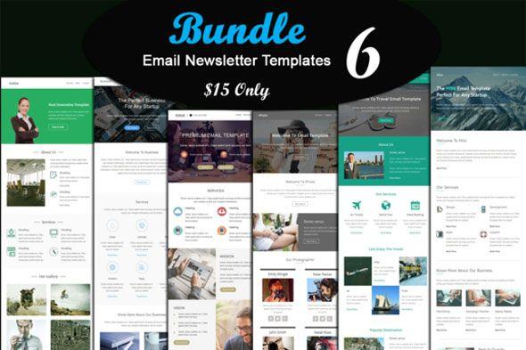 6 Email Templates Bundle-3