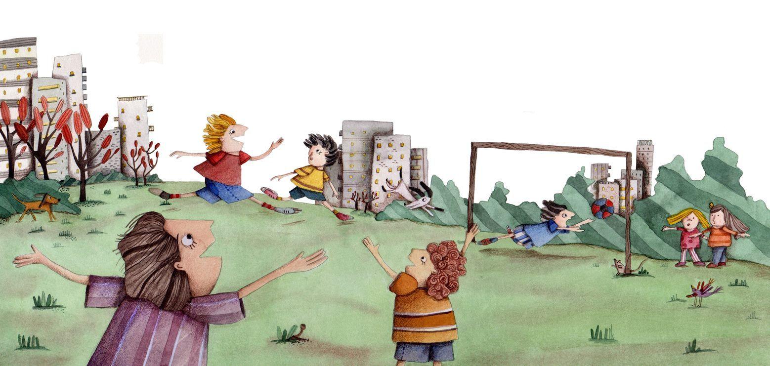 ¡A jugar! Lectoaperitivos de poemas a juegos y juguetes