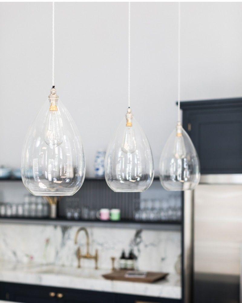 clear glass pendant lighting. Designer Lighting, Wellington Clear Glass Pendant Light Lighting Pinterest