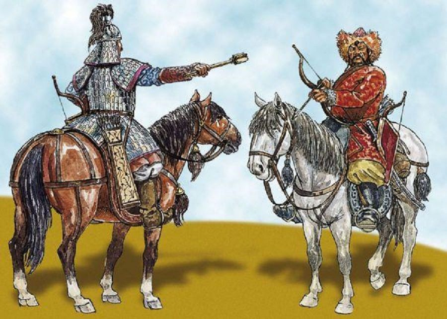 Ancient Mongol Empire