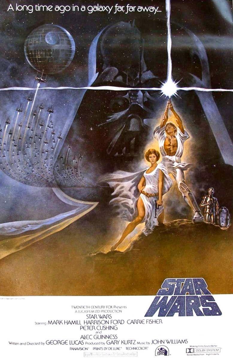La guerra de las galaxias (1977) | todo hd online